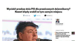 Piotr Semka i kolejny spisek
