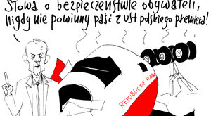 Tusk udziela rady polskim premierom