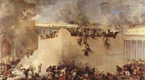 Zbiorowe samobójstwo w Masadzie. Obrońcy twierdzy zabili swoje żony i...