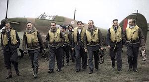 Niepokorni bohaterowie. Polscy piloci w Bitwie o Anglię