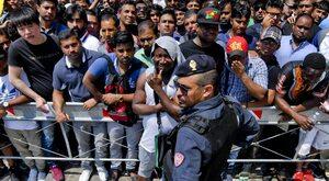 Rozpad imigracyjnego montażu