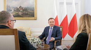 Prezydent Duda: Wyborcy pamiętają, kto zdradził PiS
